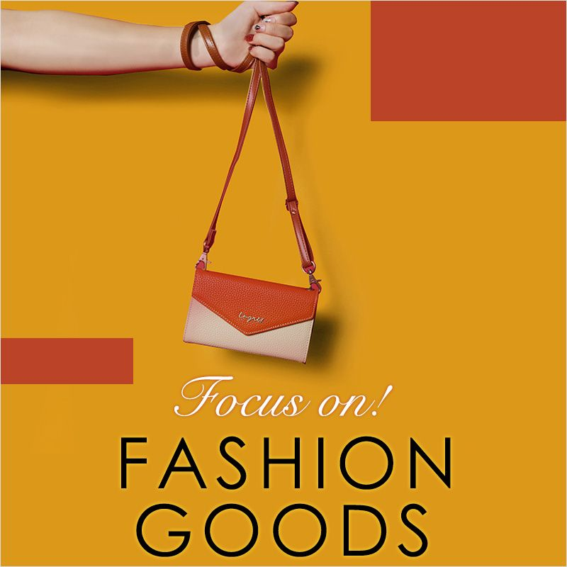 FOCUS ON FASHION GOODS