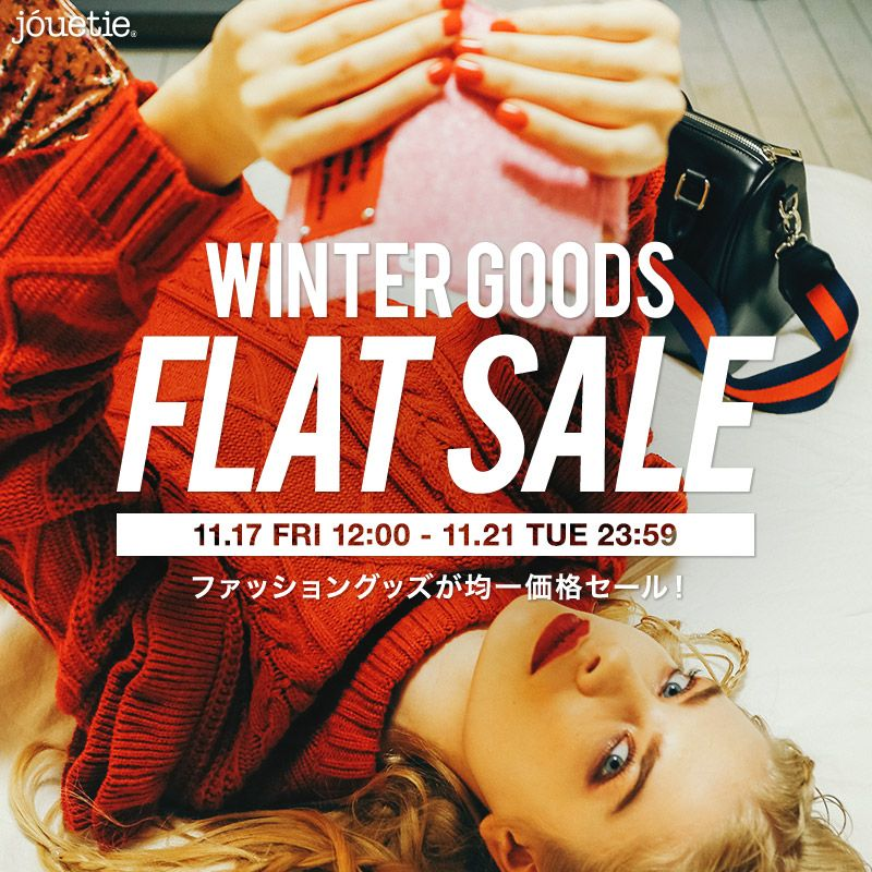 WINTER GOODS FLAT PRICE