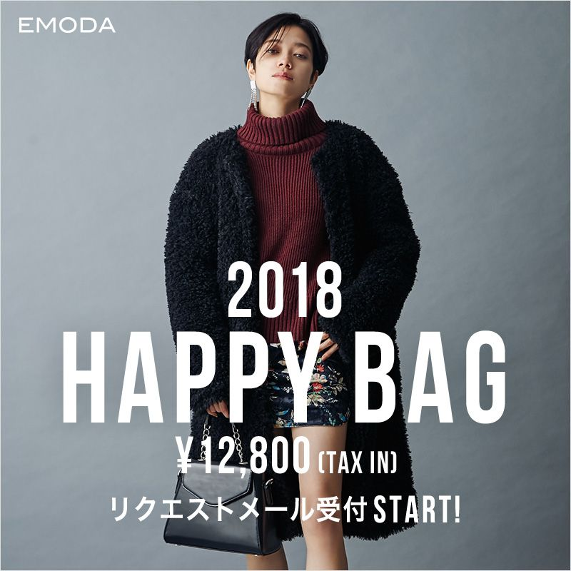2018 HAPPY BAG
