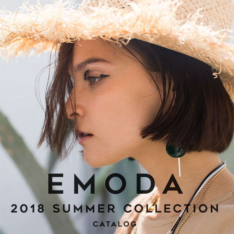 EMODA 2018 SUMMER COLLECTION
