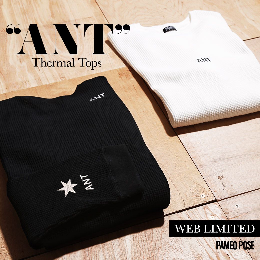 ANT Long Sleeve Thermal Tops