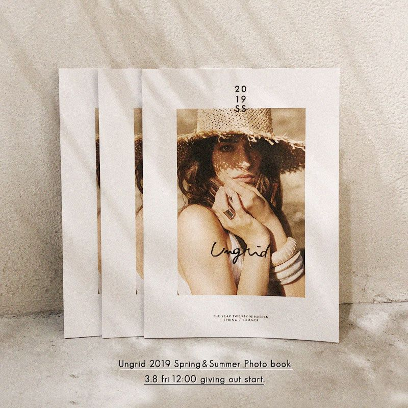 SPRING&SUMME PHOTO BOOK