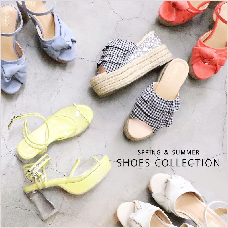 spring & summer shoes
