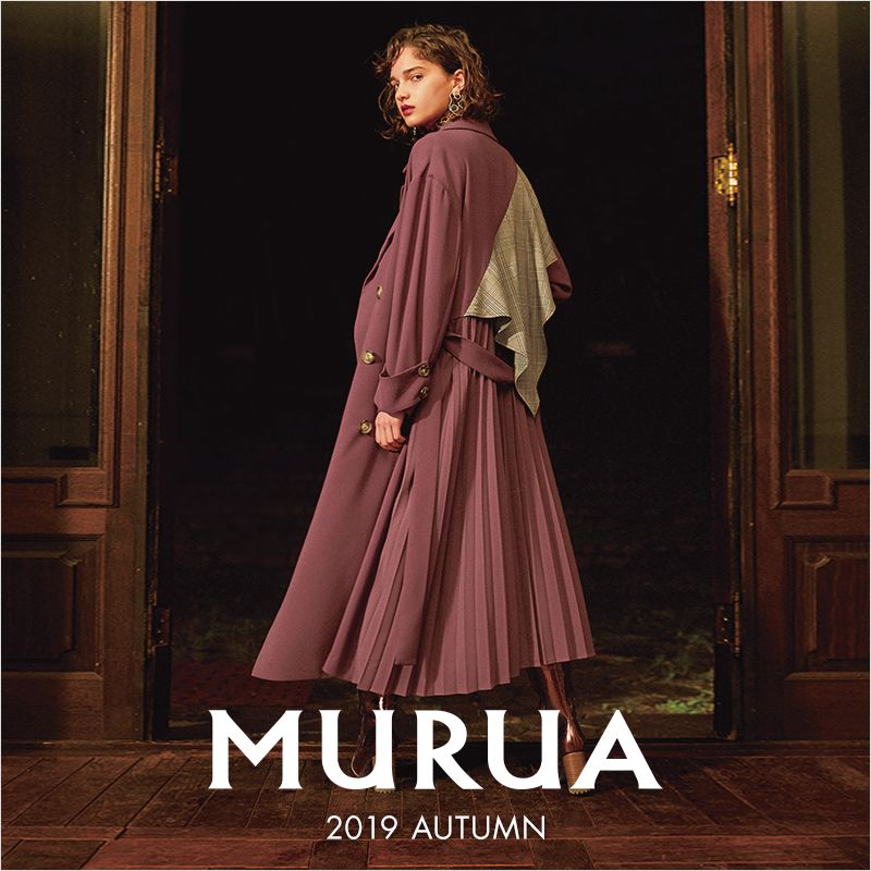 (copy)MURUA 2019AW CATALOG公開