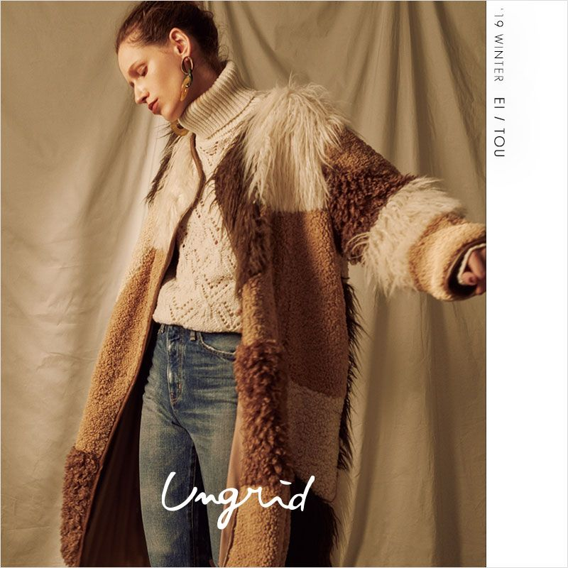 Ungrid 2019 WINTER LOOK