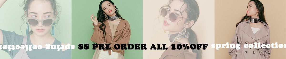 SS PREORDER 10%OFF