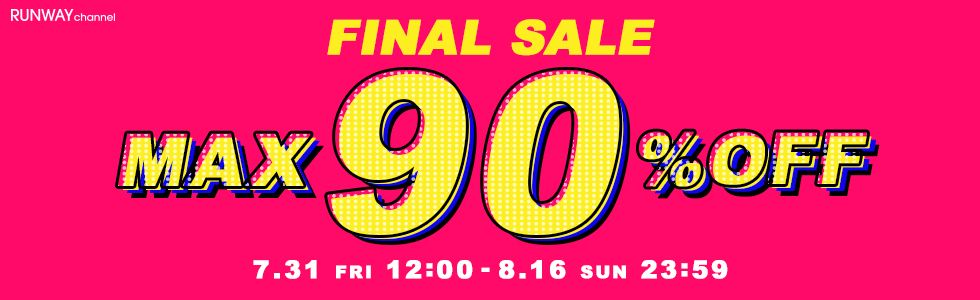 RCW商品詳細 RC FINAL SALE ※EVRIS非表示